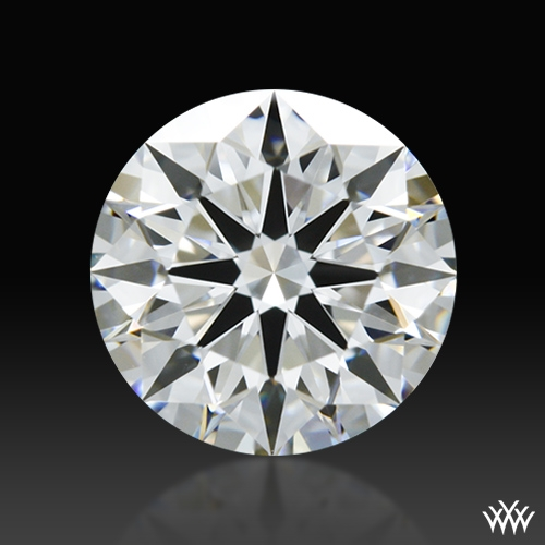 1.03 ct E VVS1 A CUT ABOVE® Hearts and Arrows Super Ideal Round Cut Loose Diamond