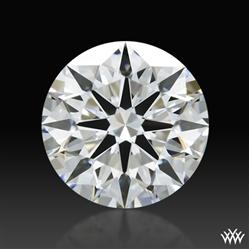 1.03 ct E VVS1 A CUT ABOVE® Hearts and Arrows Super Ideal Round Cut Loose Diamond