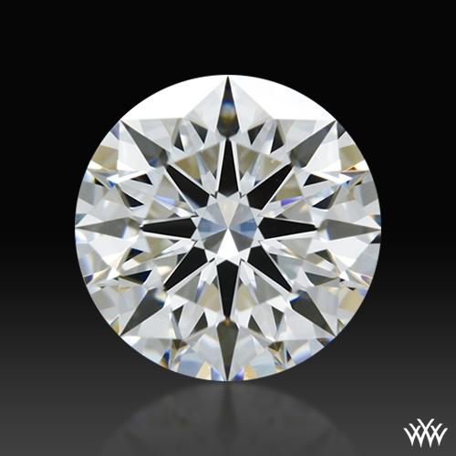 1.147 ct D VVS2 A CUT ABOVE® Hearts and Arrows Super Ideal Round Cut Loose Diamond