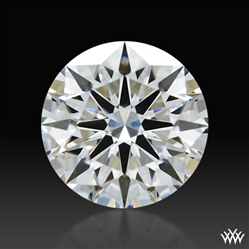 1.147 ct D VVS2 A CUT ABOVE® Hearts and Arrows Super Ideal Round Cut Loose Diamond