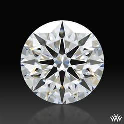 1.211 ct D VVS1 A CUT ABOVE® Hearts and Arrows Super Ideal Round Cut Loose Diamond