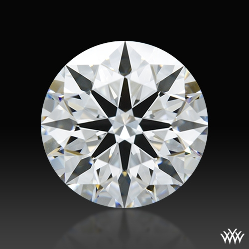 1.533 ct D VVS2 A CUT ABOVE® Hearts and Arrows Super Ideal Round Cut Loose Diamond