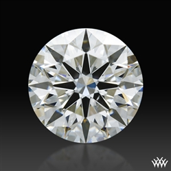 0.832 ct F VS2 A CUT ABOVE® Hearts and Arrows Super Ideal Round Cut Loose Diamond