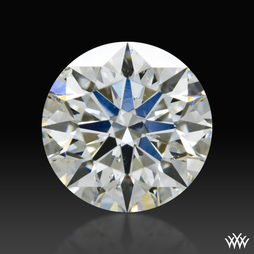 0.903 ct H SI1 Expert Selection Round Cut Loose Diamond