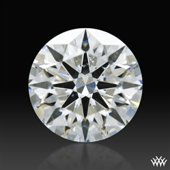 0.918 ct G SI1 A CUT ABOVE® Hearts and Arrows Super Ideal Round Cut Loose Diamond