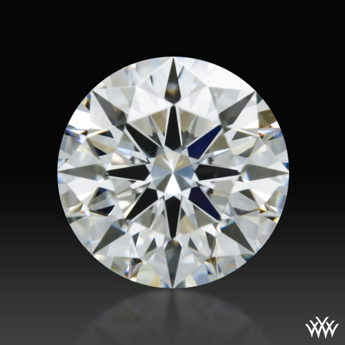 0.608 ct F VS1 Expert Selection Round Cut Loose Diamond