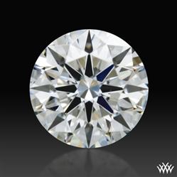 0.608 ct F VS1 Expert Selection Round Cut Loose Diamond