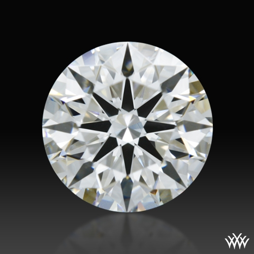 0.817 ct D VVS1 A CUT ABOVE® Hearts and Arrows Super Ideal Round Cut Loose Diamond
