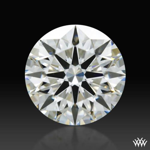 0.725 ct H VS2 A CUT ABOVE® Hearts and Arrows Super Ideal Round Cut Loose Diamond