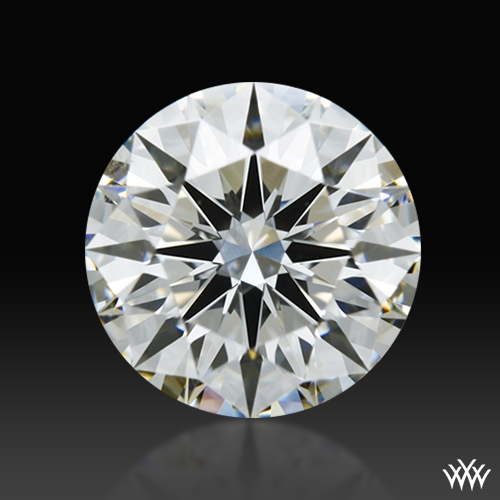 0.818 ct H VS2 Expert Selection Round Cut Loose Diamond