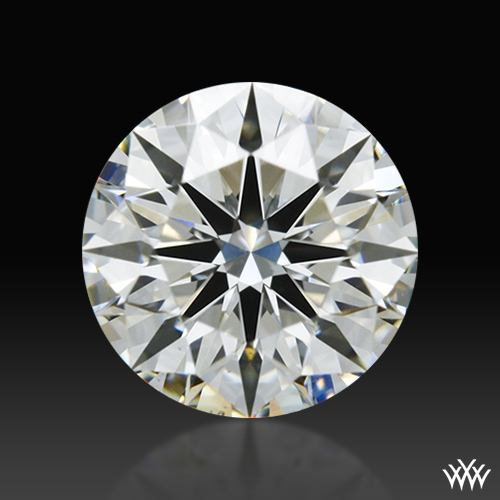 0.857 ct H VS2 Expert Selection Round Cut Loose Diamond