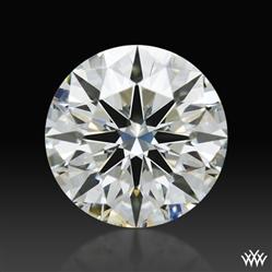 0.857 ct H VS2 Expert Selection Round Cut Loose Diamond
