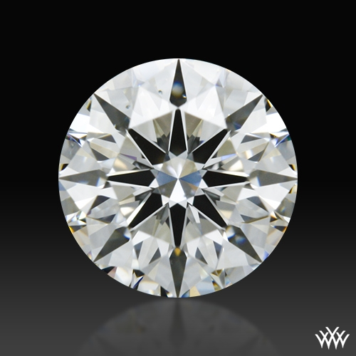 0.808 ct H VS2 Expert Selection Round Cut Loose Diamond