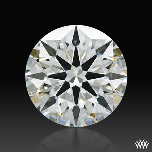 1.175 ct I VS2 A CUT ABOVE® Hearts and Arrows Super Ideal Round Cut Loose Diamond