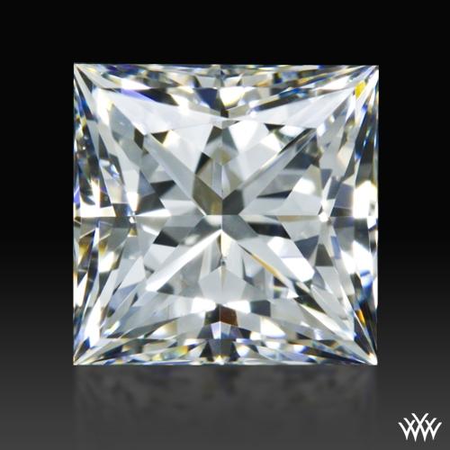 0.995 ct F VS2 A CUT ABOVE® Princess Super Ideal Cut Diamond