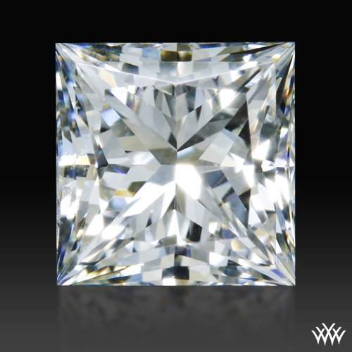 0.522 ct H VS2 A CUT ABOVE® Princess Super Ideal Cut Diamond