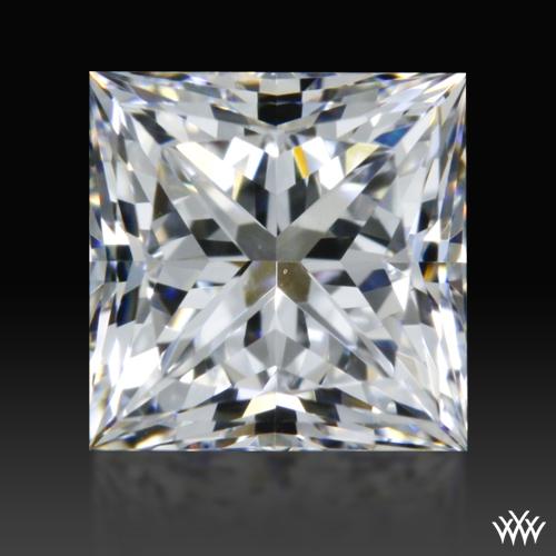 0.637 ct D VVS2 A CUT ABOVE® Princess Super Ideal Cut Diamond