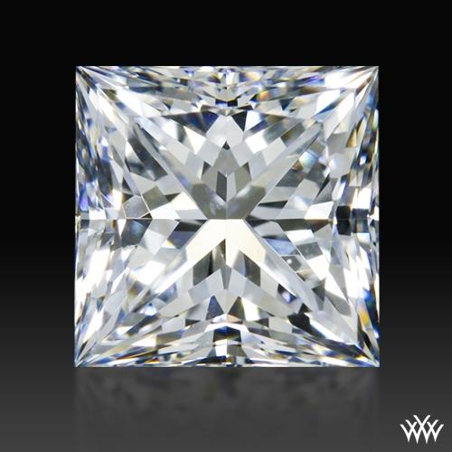 0.70 ct D VS2 A CUT ABOVE® Princess Super Ideal Cut Diamond