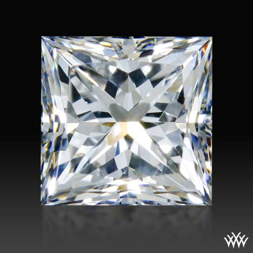 0.724 ct F VS1 A CUT ABOVE® Princess Super Ideal Cut Diamond
