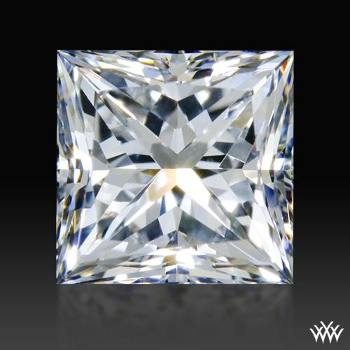 0.724 ct F VS1 A CUT ABOVE® Princess Super Ideal Cut Diamond