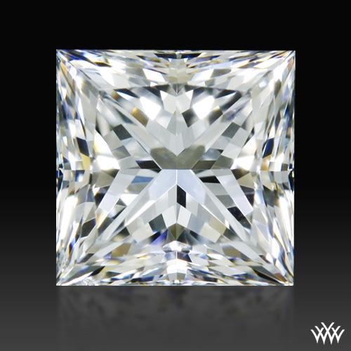 0.664 ct E SI1 A CUT ABOVE® Princess Super Ideal Cut Diamond