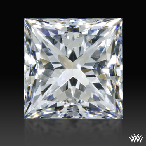 0.737 ct G VS1 A CUT ABOVE® Princess Super Ideal Cut Diamond