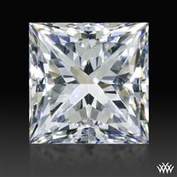0.737 ct G VS1 A CUT ABOVE® Princess Super Ideal Cut Diamond