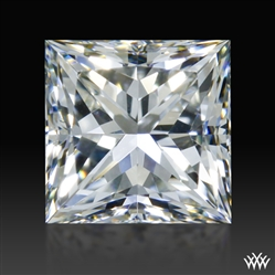 0.717 ct H VS1 A CUT ABOVE® Princess Super Ideal Cut Diamond