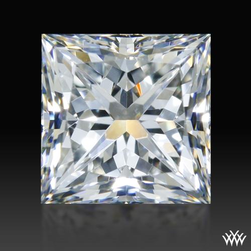0.911 ct G VS2 A CUT ABOVE® Princess Super Ideal Cut Diamond