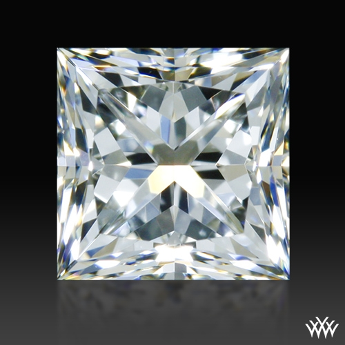 0.762 ct G VS1 A CUT ABOVE® Princess Super Ideal Cut Diamond