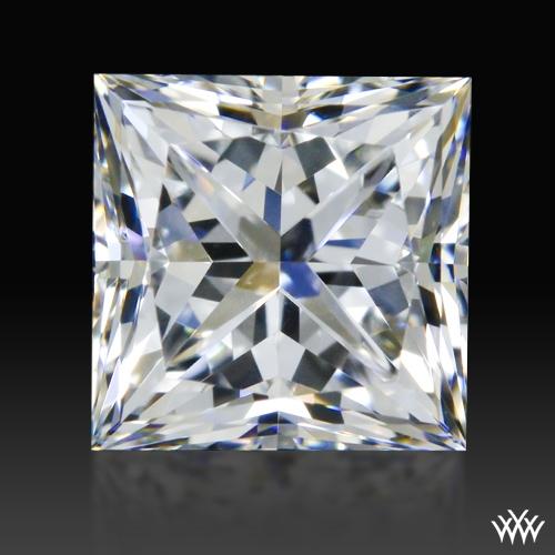 0.706 ct G VS1 A CUT ABOVE® Princess Super Ideal Cut Diamond