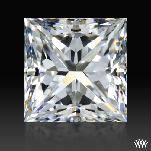 0.522 ct D VVS1 A CUT ABOVE® Princess Super Ideal Cut Diamond