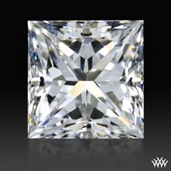 0.522 ct D VVS1 A CUT ABOVE® Princess Super Ideal Cut Diamond