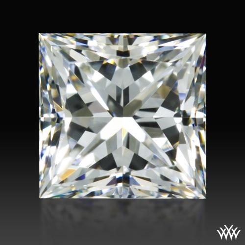 0.503 ct G VVS1 A CUT ABOVE® Princess Super Ideal Cut Diamond