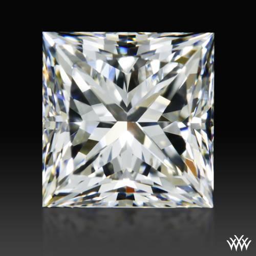 0.692 ct F VS1 A CUT ABOVE® Princess Super Ideal Cut Diamond