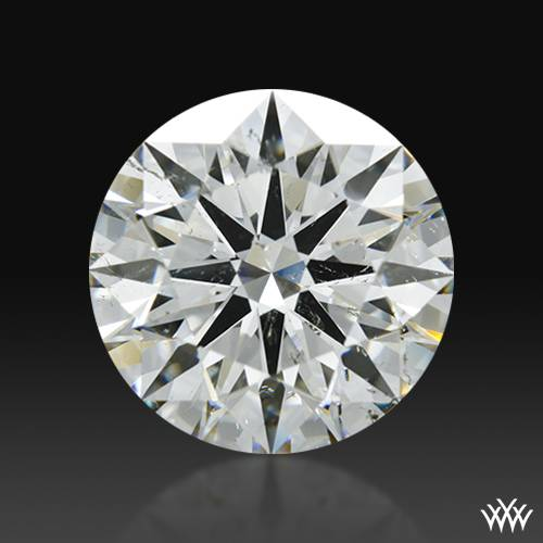 3.011 ct I SI1 Expert Selection Round Cut Loose Diamond