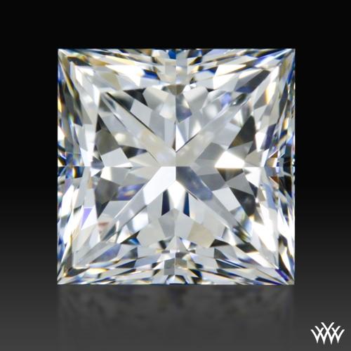 0.803 ct E VVS2 A CUT ABOVE® Princess Super Ideal Cut Diamond
