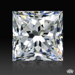 0.736 ct E VS2 A CUT ABOVE® Princess Super Ideal Cut Diamond