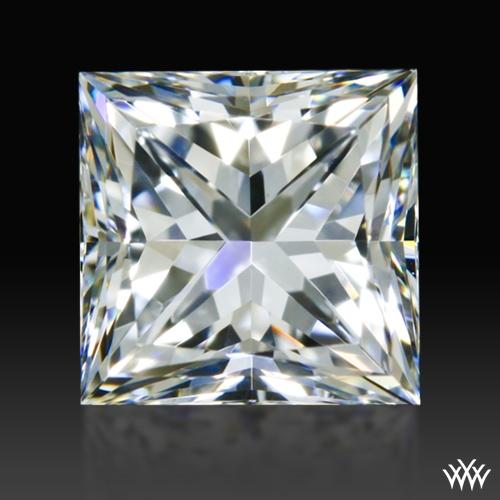0.613 ct D VS1 A CUT ABOVE® Princess Super Ideal Cut Diamond