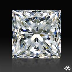 0.82 ct F VS1 A CUT ABOVE® Princess Super Ideal Cut Diamond