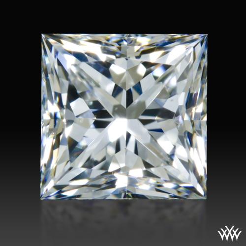 0.708 ct F VS1 A CUT ABOVE® Princess Super Ideal Cut Diamond