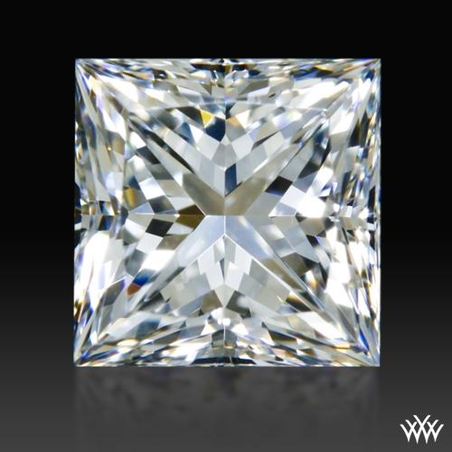 0.716 ct F VS1 A CUT ABOVE® Princess Super Ideal Cut Diamond