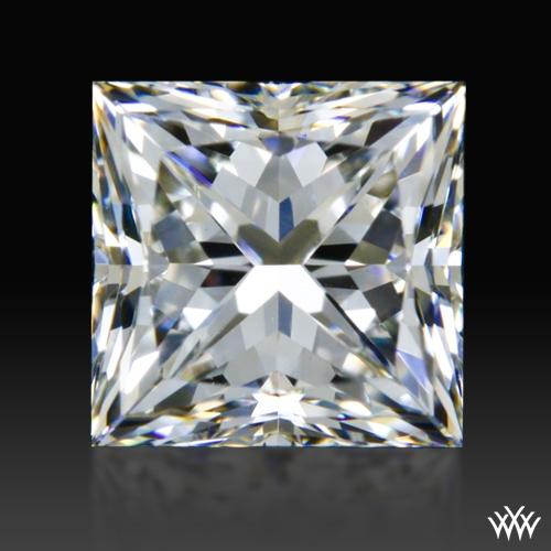 0.758 ct H VS2 A CUT ABOVE® Princess Super Ideal Cut Diamond