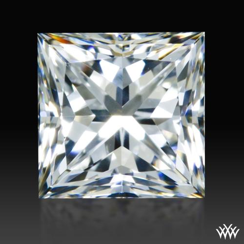 0.805 ct F SI1 A CUT ABOVE® Princess Super Ideal Cut Diamond