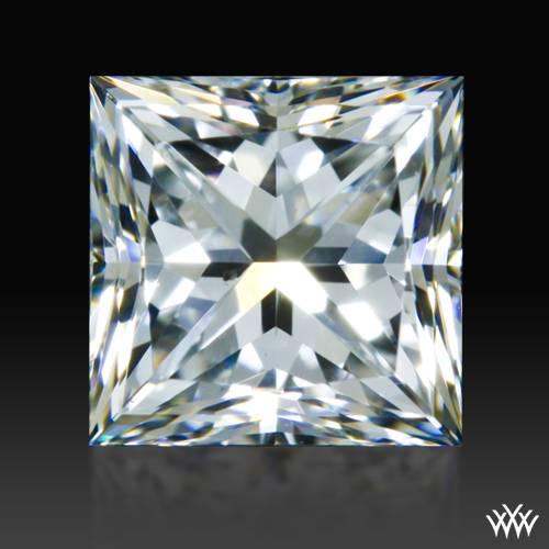 0.683 ct E VS2 A CUT ABOVE® Princess Super Ideal Cut Diamond