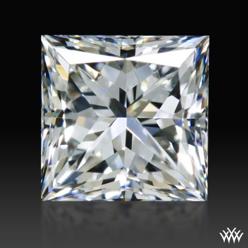 0.738 ct F VS2 A CUT ABOVE® Princess Super Ideal Cut Diamond