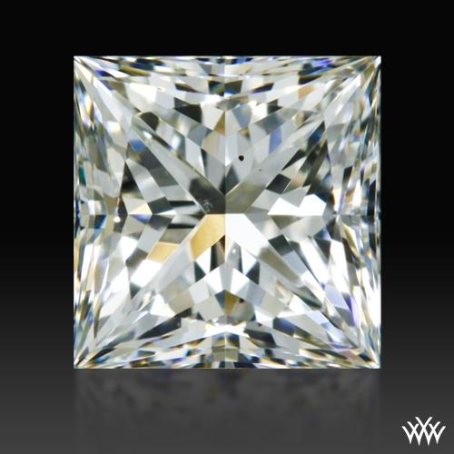 0.743 ct I VS2 A CUT ABOVE® Princess Super Ideal Cut Diamond