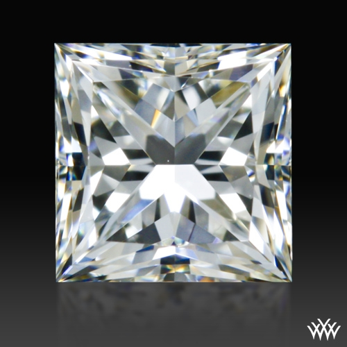 0.568 ct I VS1 A CUT ABOVE® Princess Super Ideal Cut Diamond