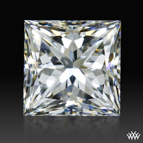 0.745 ct E VS1 A CUT ABOVE® Princess Super Ideal Cut Diamond