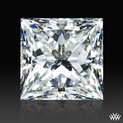 1.523 ct I SI1 A CUT ABOVE® Princess Super Ideal Cut Diamond